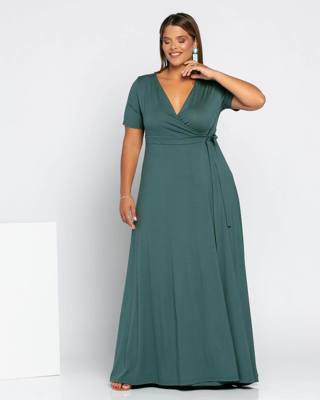 Salvadore Dress Κυπαρισσί