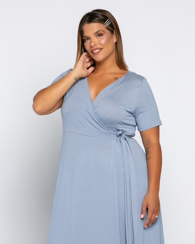 Salvadore Dress Σιέλ