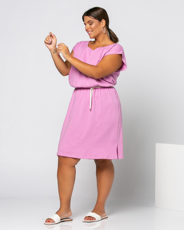 Mexico Dress Purple Pink