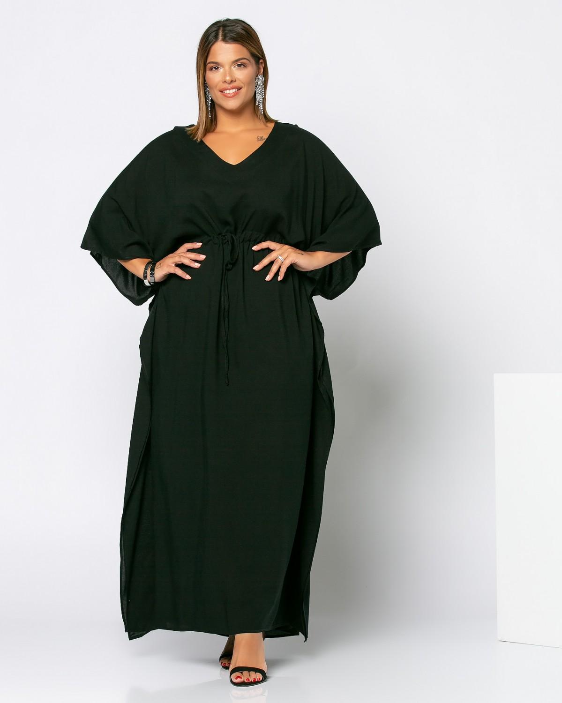 Paris Dress Μαύρο