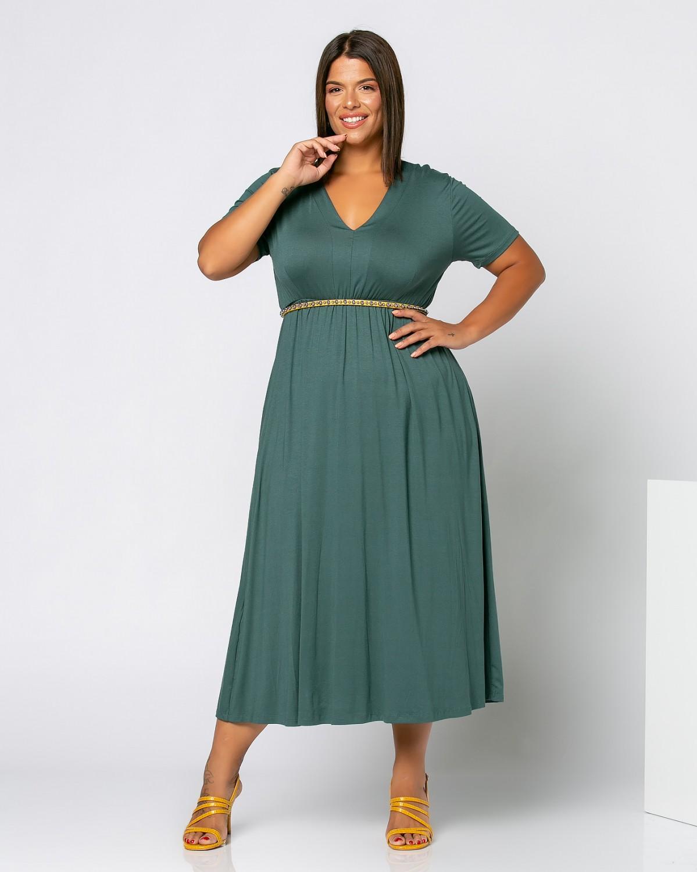 Lester Dress Κυπαρισσί