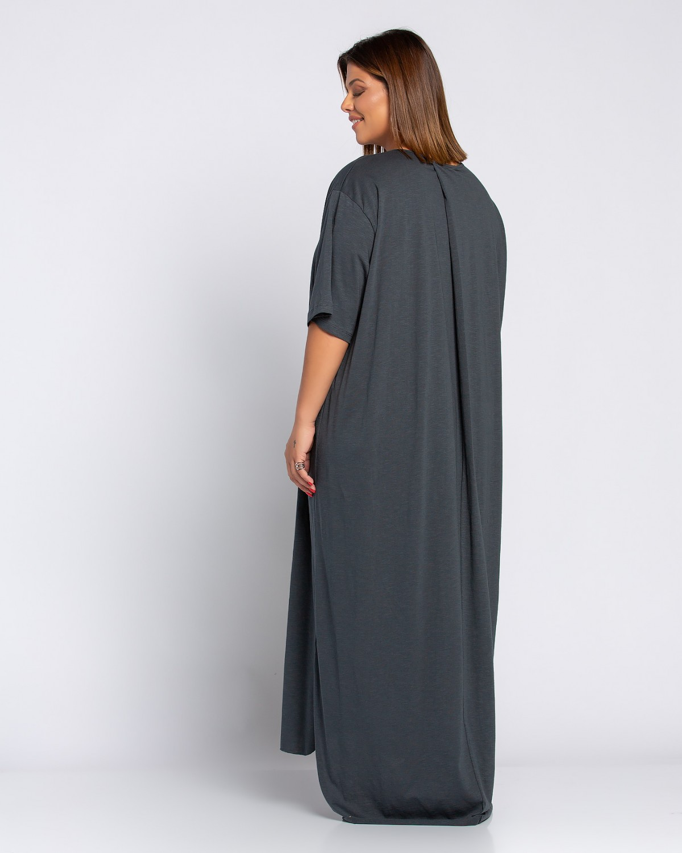 Bari Dress Ανθρακί