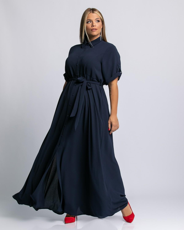 Venice Dress Μπλε Νύχτας