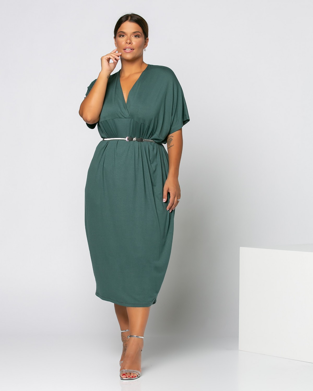 Dallas Dress Κυπαρισσί