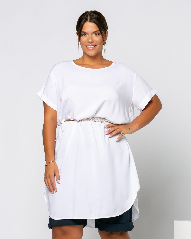 Ιrida T-Shirt Λευκό