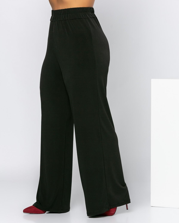 Παντελόνα Ζέρσεϊ Ψιλόμεση Μαύρο