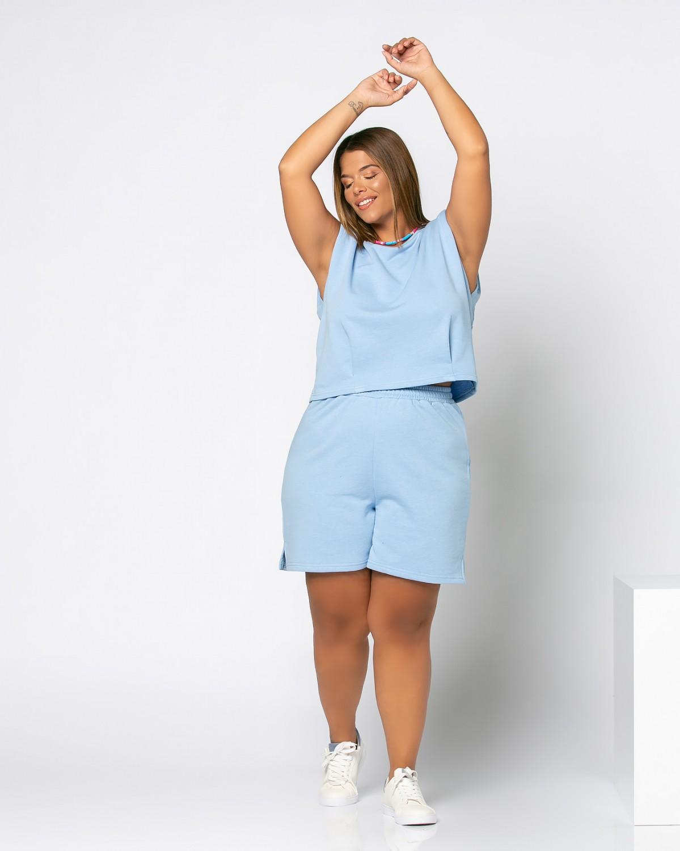 Shorts Γαλάζιο