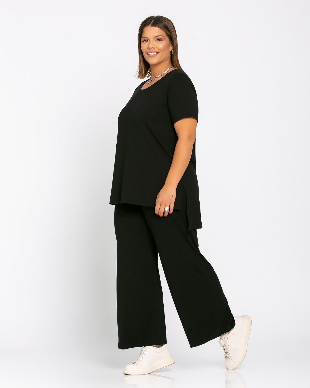 Σετ Μπλούζα-Παντελόνι Μαύρο